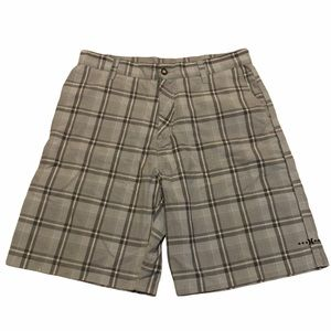Hurley Men's Flat Front Shorts Size 36